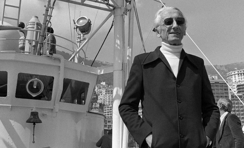 Знаменитые путешественники мира: Жак-Ив Кусто.