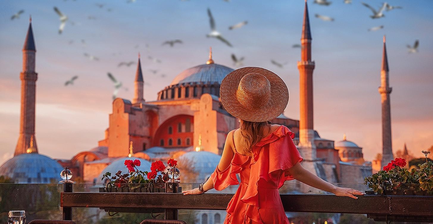Откройте для себя Турцию в феврале по специальным ценам