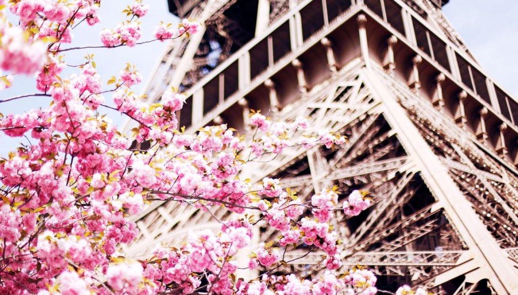 """Весна в разных уголках мира. Вдохновляющие фото от """"Вентотур""""."""