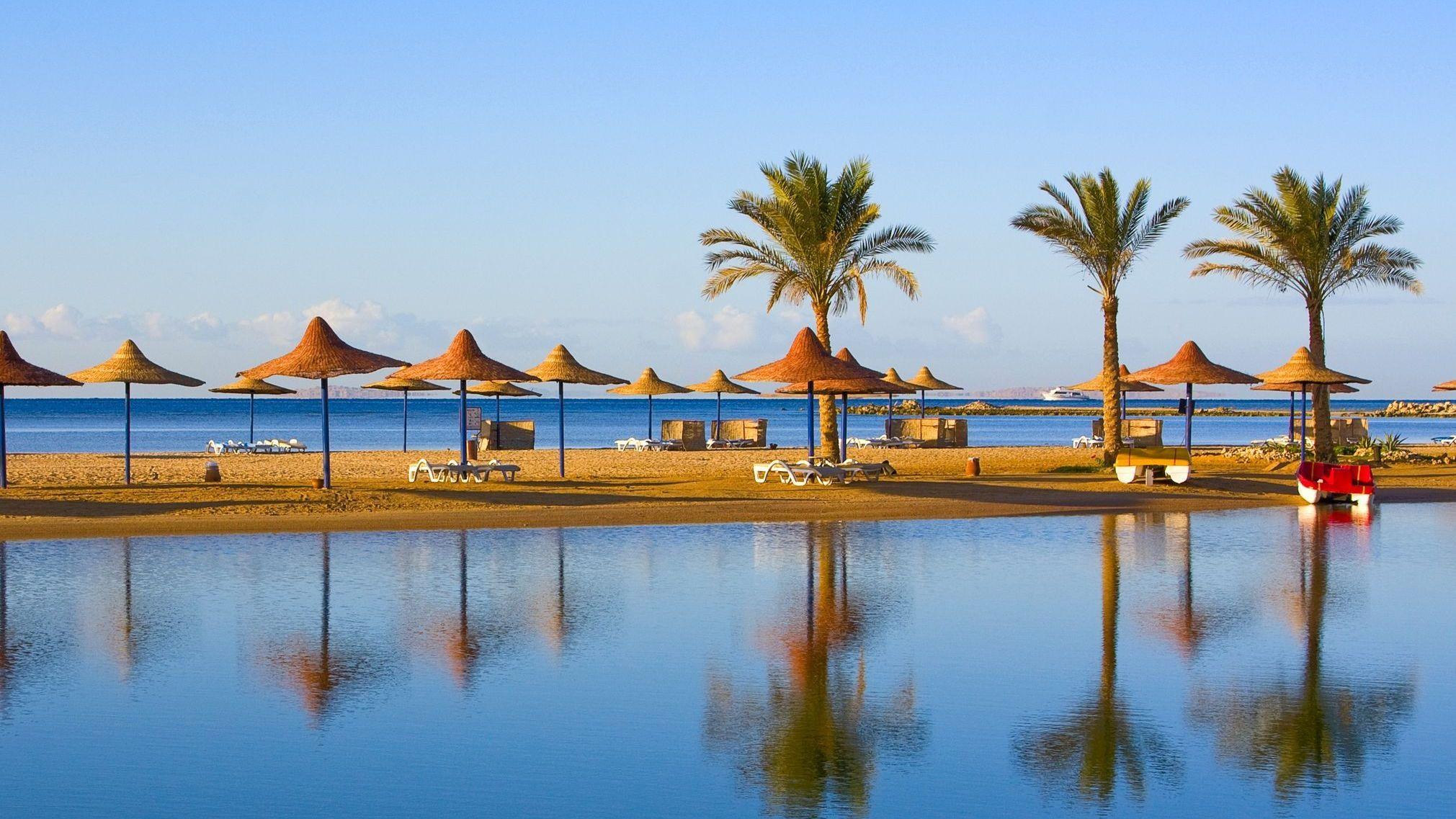 С 1 июля Египет открывает курорты для туристов
